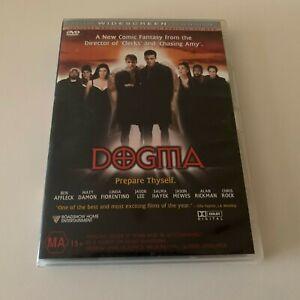 Dogma (DVD, 2014) Region 4 Rare