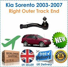 Fits Kia Sorento 2.5TD 3.5i 2003 2007 Right Hand Outer Tie Track Rod End NEW!