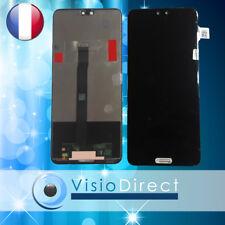 """Ecran complet vitre Tactile LCD pour Huawei P20 5.8"""" Noir"""