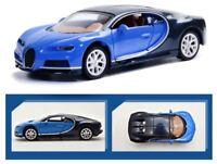 Bugatti Chiron Lamborghini Die Cast Model 1:36 Collectable Kids Car AC001 a F01
