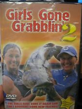 Catfish Grabbers Fishing Dvd Cat Fish Grabbing Video / Girls Gone Grabbin' 2