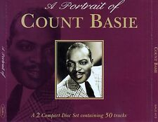 COUNT BASIE : A PORTRAIT OF COUNT BASIE / 2 CD-SET - TOP-ZUSTAND