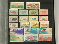 1963 & 1964 Dubai Lot of 20 Mint Hinged Stamps #6868