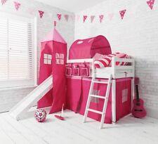 Pink Cabin Beds Bases for Children