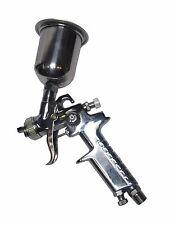 RDGTOOLS HVLP HIGH VELOCITY LOW PRESSURE MINI SPRAY GUN 0.8MM NOZZLE