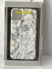 HeyDay iPhone Case Gray White Marble Design iPhone XS Max 11 Pro Max