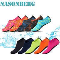 Womens Water Shoes Barefoot Skin Quick-Dry Aqua Beach Water Swim Sports Socks
