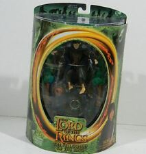 2001 The Lord of The Rings Fellowship of The Rings Frodo Action Figure with Ring