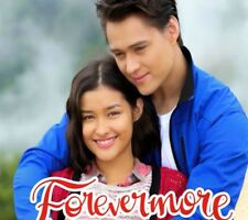 FOREVERMORE - LIZA SOBERANO ENRIQUE GIL TAGALOG TELESERYE - COMPLETE SET DVD