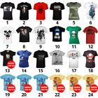 Gaming T-Shirts von Nintendo, Sony, Super Mario, CoD, Sonic, Donkey Kong u.v.m.