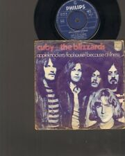 """CUBY & and the BLIZZARDS Appleknockers Flophouse  MONO 7"""" Inch SINGLE 1969"""