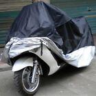 Motorcycle Dust Rain Cover Waterproof UV XL Outdoor Vented Motor Bike Scooter
