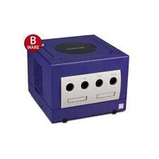 Original Gamecube Konsole als Ersatz ohne Kabel in Lila (B-Ware) #20B
