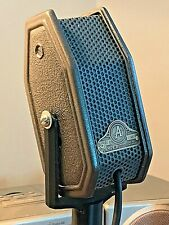 MICROPHONE 1940's AMPERITE working RBH stand SUPER with RARE RIBBON O80NwknPX