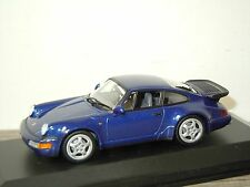 Porsche 911 964 Coupe Turbo 1990 - Minichamps 1:43 in Box *30311