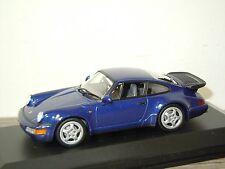 Porsche 911 964 Coupe Turbo 1990 - Minichamps 1:43 in Box *30311