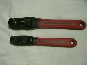 """Craftsman 43381 and 43380 Adjustable Box End Wrench 10"""" and 8""""Tool"""