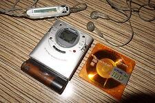 Sharp MD WM MT866 Minidisc Player/Recorder (552) + Fernbedienung