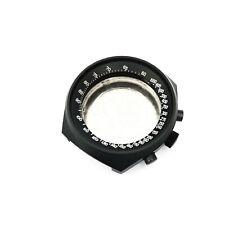 Uhrengehäuse / Case für Chronograph ETA Valjoux 7733 / 7734 - Black