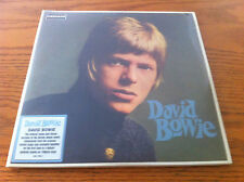 DAVID BOWIE David Bowie 180 Gr Vinyl 2 LP SEALED/NEW mono & stereo SEALED