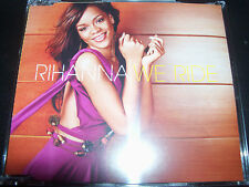 Rihanna We Ride Rare Australian CD Single - Like New