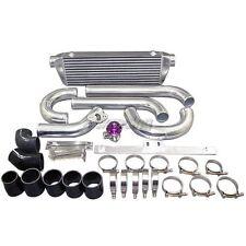 CXRacing Bolt-on FMIC Intercooler kit For 07-09 Mazdaspeed3 MS3 2.3L DISI Turbo
