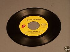 The Rolling Stones - Dance Little Sister- Vintage Classic 45 RPM Record