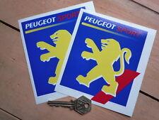 PEUGEOT SPORT GP  F1  Racing Car  Rally Car Stickers
