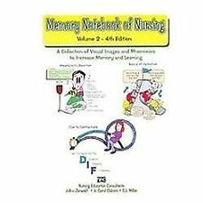 Memory Notebook of Nursing: A Collection of Visual Images and Memonics to Increa