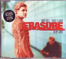 Erasure In My Arms UK CD single on Mute (1997) synthpop