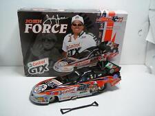 JOHN FORCE Castrol GTX 11x Champion 2002 Mustang Funny Car 1:24 NHRA