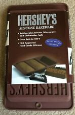 Hershey's Silicone Bakeware Muffin Loaf Pan