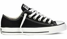 Converse Chuck Taylor Star Black White Ox Top Mens Womens Skate Shoes Sizes