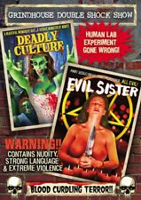 Deadly Culture / Evil Sister NEW DVD