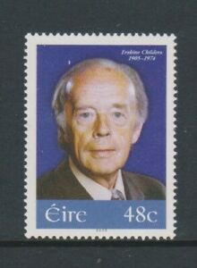 Ireland - 2005, Erskine Childers stamp - MNH - SG 1757