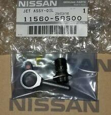 Nissan 11560-59S00 Oil Jet Squirter RB20 R31 R32 A31 C32 C33 Z31 RB25DET R33 C34