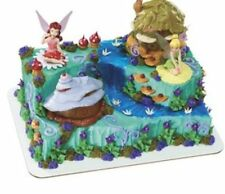 NEW DISNEY FAIRIES TINKERBELL SIGNATURE THEME CAKE KIT (1)