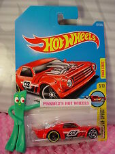 NIGHT SHIFTER #121✰red/chrome;oh5/pr5; 03✰Legends of Speed✰2017 i Hot Wheels F/G