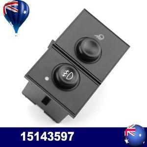 15143597 Fog Light Lamp Button Switch FOR GMC Sierra 1500 2500 3500 2003-2007