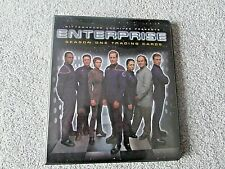 More details for star trek enterprise season 1 (one) card binder/folder
