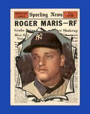 1961 Topps Set Break #576 Roger Maris EX-EXMINT *GMCARDS*