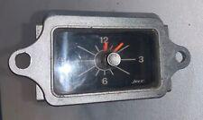 Jeco Clock off a 1968 Datsun Roadster 2000 —T2–