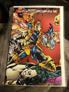X-Force #50 VF/NM Condition. Marvel comics (1991 Series) Wrap-around Cover