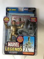 Toybiz Marvel Legends Mojo BAF Series First Appearance Iron Man Gold Variant