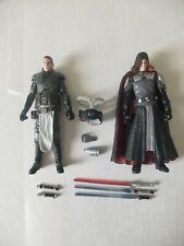 Star Wars TRU Galen Marek Sith & Black Series Starkiller