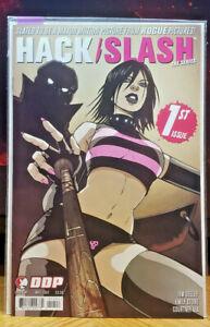 Hack Slash The Series #1 DDP Devil's Due Comics 1st Print Seeley