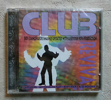 CD AUDIO INT/ CLUB REVIVAL: 80's DANCEFLOOR SMASHES UPDATED WITH A SERIOUS 90's