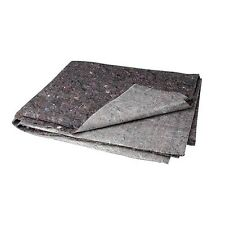 LARGE DUST SHEET STAIRCASE FLEECE 1 x 10 M DECORATING REUSABLE PROTECT U344