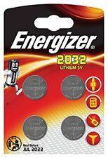 4 X Energizer Cr2032 3v Lithium Knopfzelle Batterie 2032