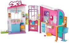 Mattel Barbie Animal Vet Pet Care Centre Playset FBR36